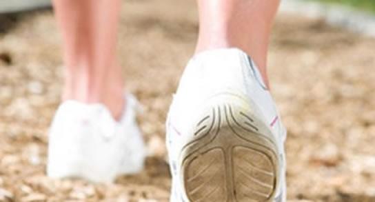 Las lesiones de las caminatas y su prevención